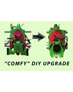 "ALLex42 ""comfy"" DIY upgrade from the regular JellyBOX extruder"