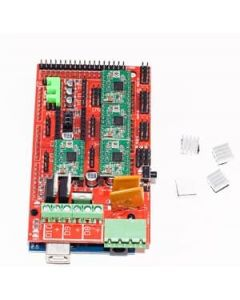 Control Unit W/Firmware, JellyBOX Original, Heated Bed