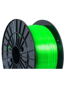 Spool of Translucent Green PETG