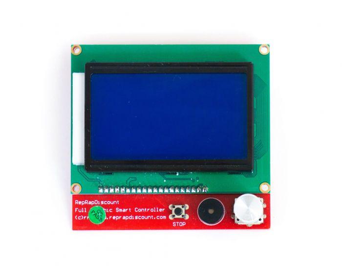 EL LCD 12864