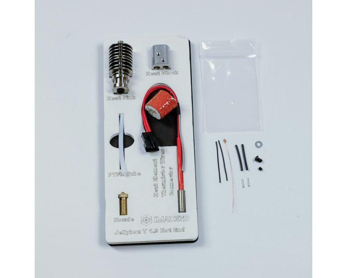 E3D Lite6 Hotend + HeatBlock Upgrade Parts