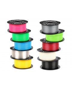 """PLA """"Rainbow"""" Multi-Pack (1.75 mm, 10pcs)"""