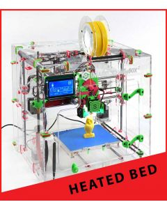 JellyBOX 2 Go - Assembled 3D Printer Kit with heated bed.