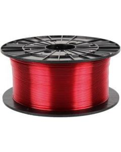 """PETG """"Transparent Red"""" (1.75 mm, 1 kg)"""