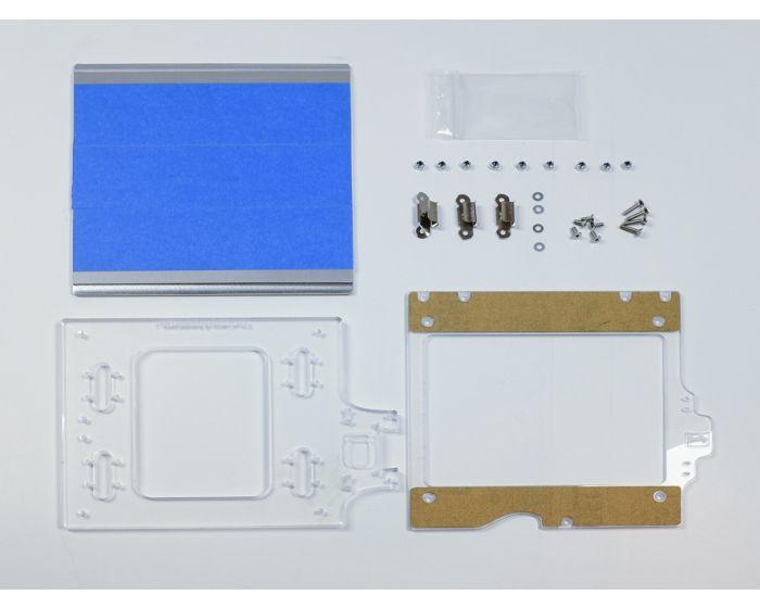 Build Platform Parts, Cold Bed