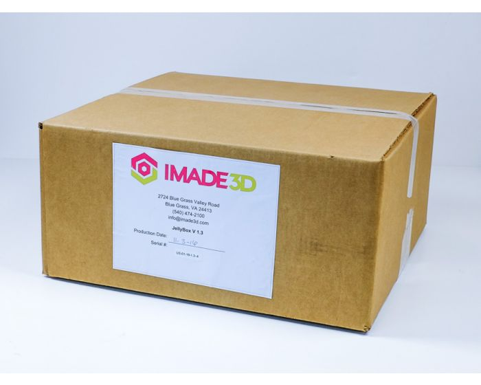 Strong Cardboard box with all parts 18x18x8 inch - 29 lbs